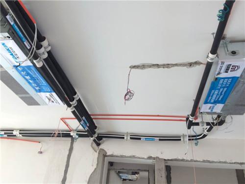 地暖:丹佛斯(温控中心,分集水器,液晶温控器,热电驱动阀),绿羽(保温板